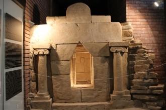 Тракийска гробница край Смядово