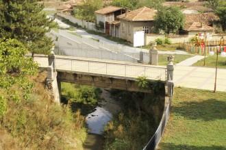 Мост паметник над р. Смядовска