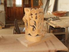Дърворезби на Иван Кайряков
